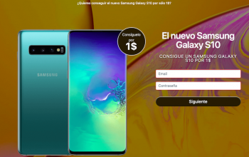 New Samsung S10 CC Submit Offers