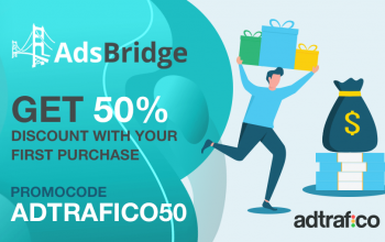 AdsBridge Discount