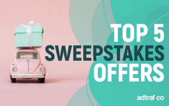 Top Sweepstakes Offers