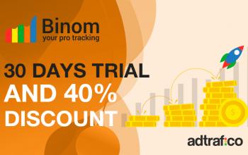 Binom Trial & Discount
