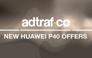 New Huawei P40 Offers