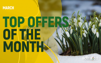 March Top Offers