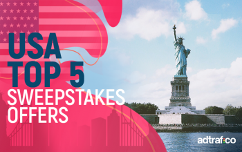 Top US Sweepstakes Offers