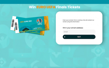 New Win euro cup tickets Offer