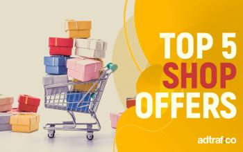 Top Shopping Vouchers Offers