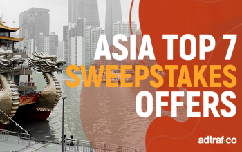 Top Sweepstakes for Asian Countries