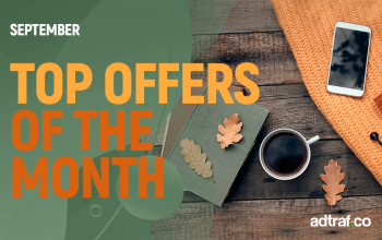 September Top Offers